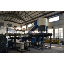 Low-Noise PP PE Plastic Pelletizing Machine