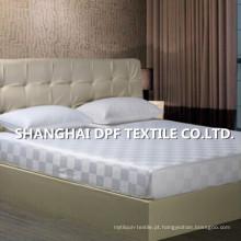 100% algodão seleção design folha cabida