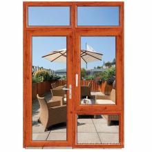 janela de toldo com design de grelha de janela americana grade