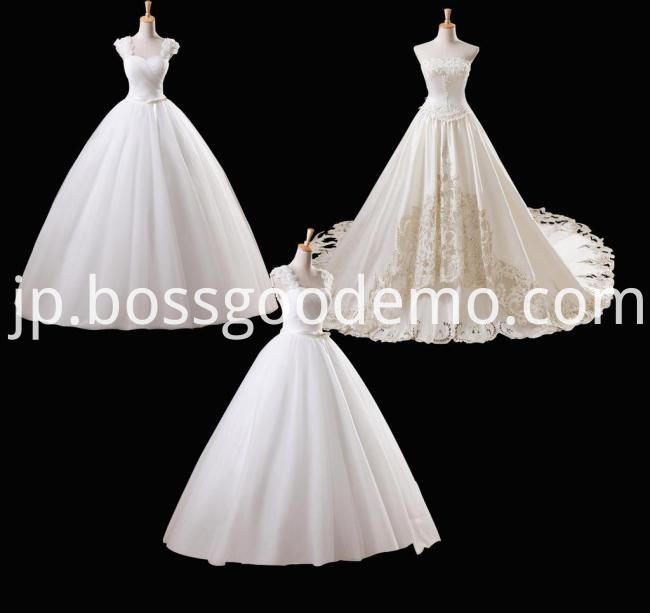 palace weddinbg dress