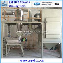 Machine de revêtement en poudre de l'appareil de fabrication (formule d'offre)