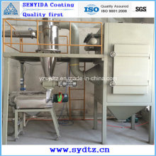 Máquina de revestimento em pó de aparelhos de fabricação (fórmula de oferta)