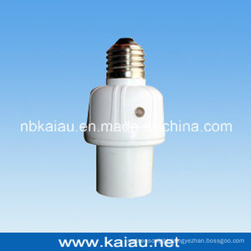 Sound Control and Day Night Light Control Lamp Holder (KA-SLH06)