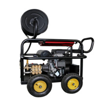 drain cleaner sewer cleaning machine 22HP gasoline/678cc
