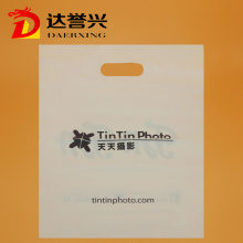 HDPE Die Cut Bag for Photoes Company