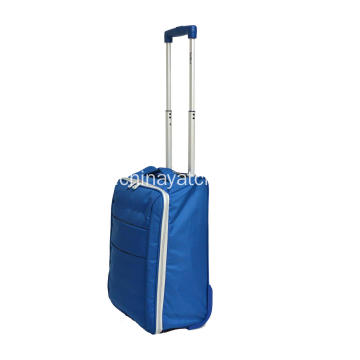 Carry onCollapsible Bag 2 Wheels Aluminium trolley