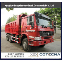Sinotruk HOWO 6X4 20-30ton 15cbm Tipper Truck