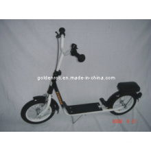"12"" Steel Frame Kick Scooter PB208"