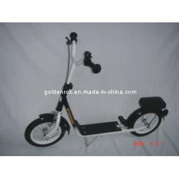 "Scooter de patín con marco de acero de 12 ""PB208"