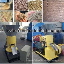 Kaf 200 Holz Pellet Maschine, Holz Pellet Mühle