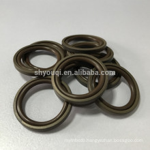 PTFE encapsulated O-rings and Glyd rings Piston seal SPGW for hydraulic cylinder