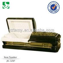 JS-ST547 steel casket in popular style