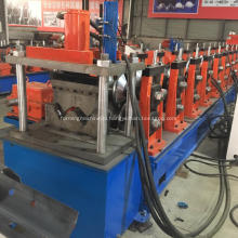 High speed way barrier roll forming machine