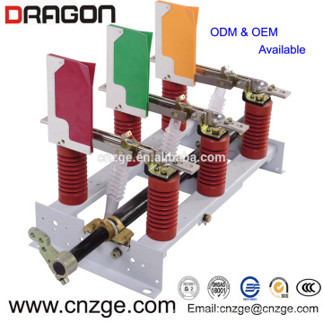 Commutateur de disjoncteur à haute tension intérieure de FN-12 12kv
