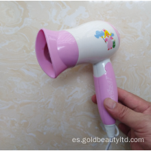 Niños Popular Easy Safe Use 220-240V Hair Blower