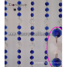 Blue Door Or Window Decorative Beads Curtain