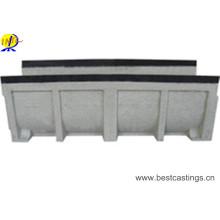Высококачественный полимерный бетон U-образный дренажный канал