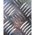 Geprüfte / getaktete Aluminiumplatte