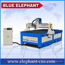 Cortador del plasma del CNC, cortadora de chapa del CNC, cortadora del plasma del CNC