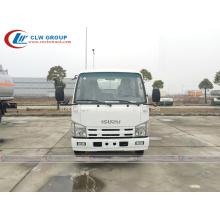 HOT Brand New ISUZU 4000 litros camión de pulverización de agua