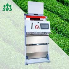 Tee Verarbeitung Sortiermaschine Hersteller Grün CCD Kamera Tee Farbe Sortierung Ausrüstung