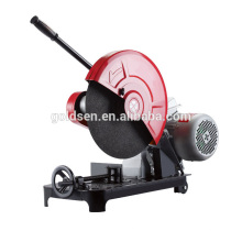 """400mm 16 """"Base de acero 2600w corte cortado Saw Electric China Máquina de corte de acero GW804005"""