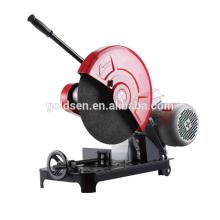 """400mm 16"""" 2600w Steel Base Cut off Saw Electric China Steel Cutting Machine GW804005"""