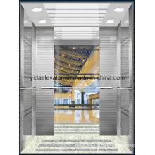 Пассажирский лифт со стринги из нержавеющей стали (JQ-B010)