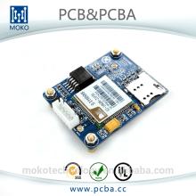 Sim 808 module development GPS tracker GSM antenna circuit board PCB assembly