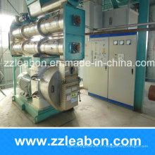 Chaîne automatique de production de granule d'alimentation de grain de 5t / H avec du CE