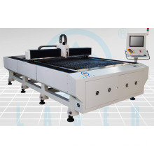 HS-F1325 the first fiber laser cutting bed with 100m per minute speed in China