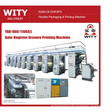 2015 NEWEST Cost-effective Automatic Register Rotogravure Printing Machine YAD-A5