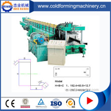 Produced C Section Steel Purlin Machiney