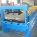 Steel composite floor decking sheet rollforming line