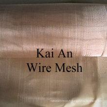 Cooper Mesh / Cooper Wire Mesh / Mesh en laiton / maillage en bronze