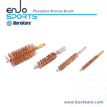 Borekare Gun Reinigung Phosphor Bronze Bohrung Hand Werkzeug Pinsel / Reinigungsbürste für Gewehr