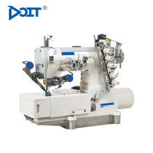 DTW500-01CB Direct drive interlock industrial coverstitch sewing machine