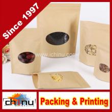 Естественный Мешок Kraft Бумажный (220105)