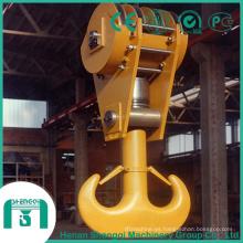 Crane Machinery Load Handling Device Gancho giratorio forjado