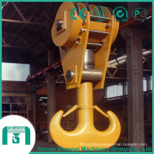 Crane Machinery Load Handling Device Forged Swiveling Hook