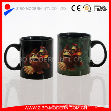 Ceramic Blank White Sublimation Coating Photo Mugs Cups Wholesale