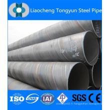 St45 erw / lsaw / ssaw / pipe en acier sans soudure