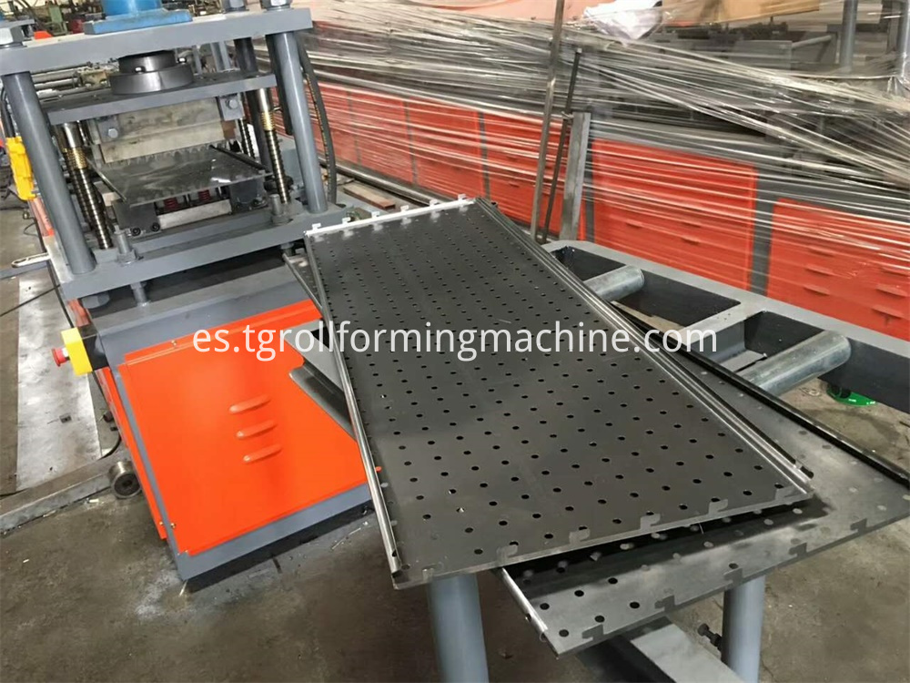 Shelving Making Machine