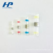 Connecteur électrique de fil de rétrécissement de la chaleur de fil isolé par 300 PCs