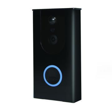 домашней безопасности пир обнаружения движения беспроводной видео-домофон дверной звонок IP-камера