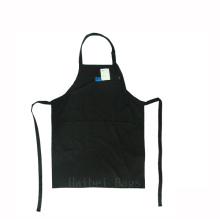 65/35 Poly-Baumwoll-Küchenschürze mit verstellbaren Krawatten (hbap-18)