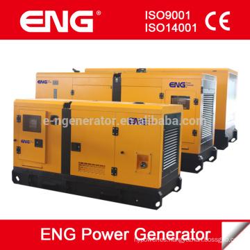 China generador 15kva con motor diésel Quanchai silencioso super silencioso