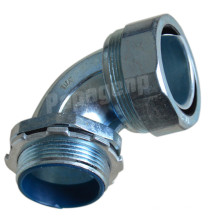90 Degree Elbow Stainless Metal Conduit Connector