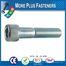Made in Taiwan Hexagon Socket Head Cap Screw
