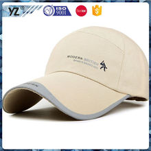 New product strong packing 6 panel sport cap with custom with good offer